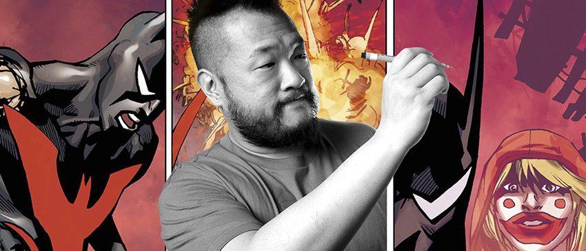 CCXP 2017 | Bernard Chang, artista de Batman Beyond, está confirmado!