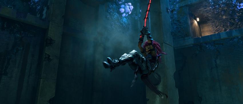GAMES | Veja mais de Fury nas novas imagens oficiais de Darksiders III!