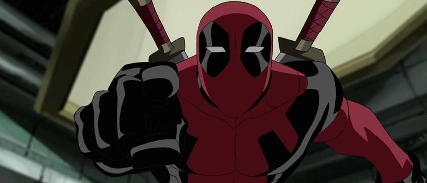DEADPOOL | Personagem ganhará série animada para maiores em 2018!