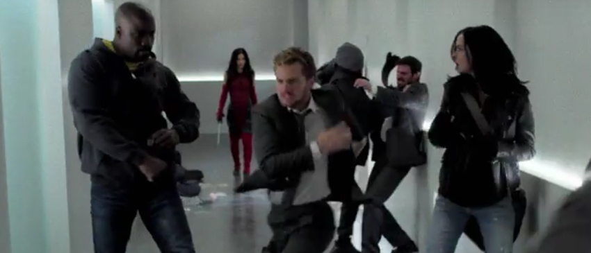 OS DEFENSORES | Próxima série da Marvel na Netflix ganha seu primeiro trailer!