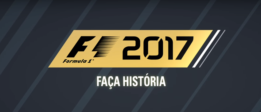 GAMES | F1 2017 é anunciado oficialmente pela Codemasters!