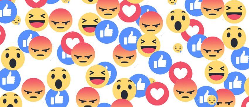 FACEBOOK | Agora você também pode usar as reações nos comentários!