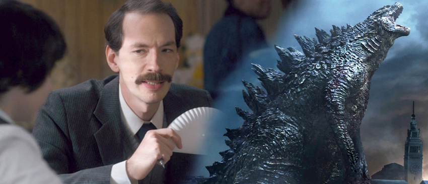 GODZILLA 2: KING OF MONSTERS | Ator de Stranger Things se junta ao elenco da sequência!