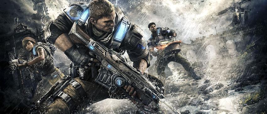 GEARS OF WAR | Roteirista de Avatar 2 vai escrever a adaptação cinematográfica!