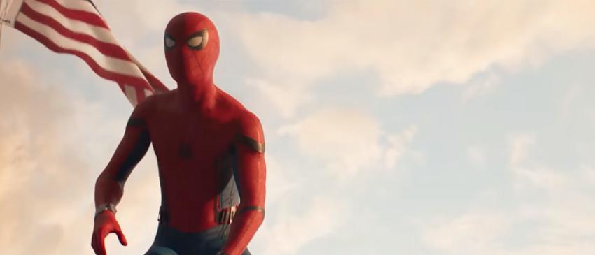 HOMEM-ARANHA: DE VOLTA AO LAR | Veja mais detalhes do uniforme do herói em novo comercial do filme!