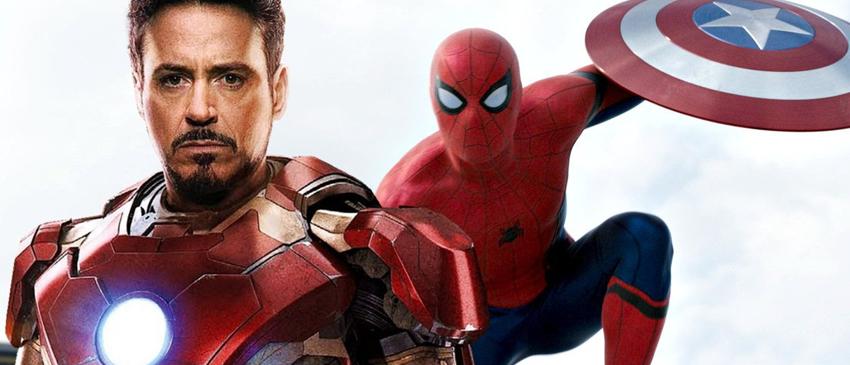 HOMEM-ARANHA: DE VOLTA AO LAR | Teioso e Homem de Ferro estampam os novos cartazes do filme!