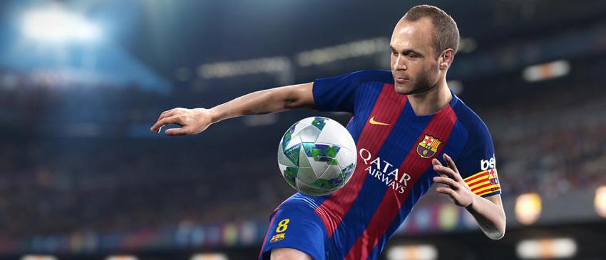 PES 2018 | Assista ao primeiro teaser trailer do jogo de futebol!