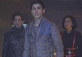 KRYPTON | Avô do Superman é o destaque da primeira imagem da série!