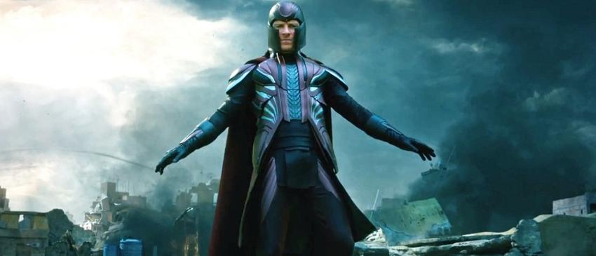 X-MEN: DARK PHOENIX | Filme pode contar com o retorno de Magneto!