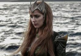AQUAMAN | Confira a primeira imagem de Amber Heard como Mera!