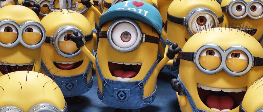 MEU MALVADO FAVORITO 3 | Novo vídeo mostra os Minions em um show de talentos!