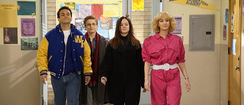 OS GOLDBERGS | Comedy Central estreia quarta temporada da série oitentista!