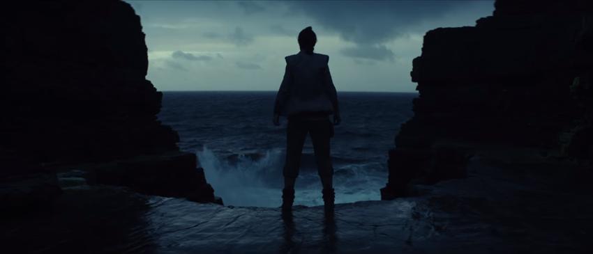 STAR WARS: OS ÚLTIMOS JEDI | Panfleto internacional afirma que filme fará a maior revelação da saga!