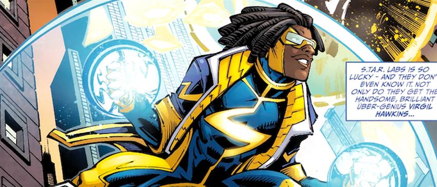 INJUSTICE 2 | Super-Choque era pra ter sido um dos personagens do jogo!