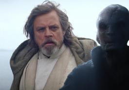 STAR WARS: OS ÚLTIMOS JEDI | Rumor sugere confronto entre Luke e Snoke no filme!