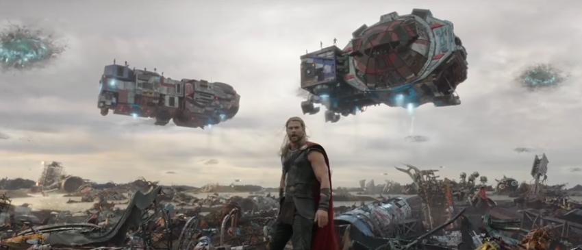 THOR: RAGNAROK | Assista ao novo trailer internacional do filme do Deus do Trovão!