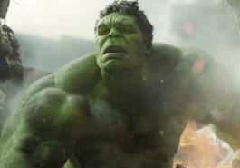 THOR: RAGNAROK   Mark Ruffalo comemora retorno do Hulk com nova imagem dos bastidores!