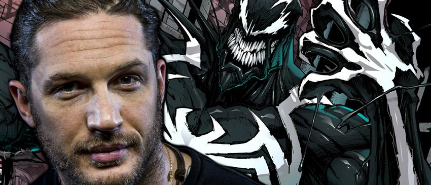 VENOM | Tom Hardy viverá Eddie Brock no filme derivado de Homem-Aranha da Sony!