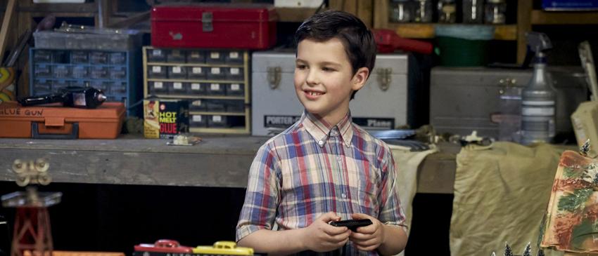 THE BIG BANG THEORY | Veja as primeiras imagens oficiais do prequel, Young Sheldon!