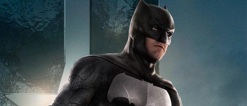 LIGA DA JUSTIÇA | Nova imagem do filme mostra um Batman mais sombrio!