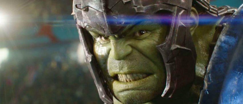 THOR: RAGNAROK | Brinquedo revela o visual gladiador do Hulk!