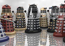 DOCTOR WHO   Documentário sobre os Daleks está sendo produzido!