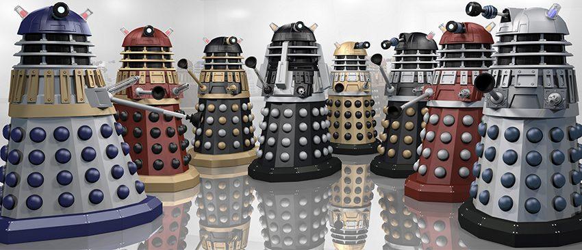 DOCTOR WHO | Documentário sobre os Daleks está sendo produzido!