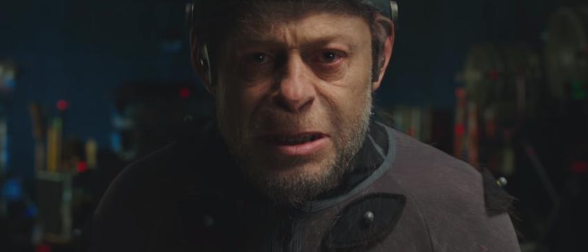 PLANETA DOS MACACOS: A GUERRA | Andy Serkis se torna o César em novo vídeo do filme!