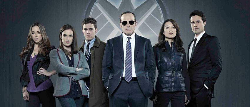 AGENTS OF SHEILD | Roteiristas começam a escrever roteiro da quinta temporada da série!