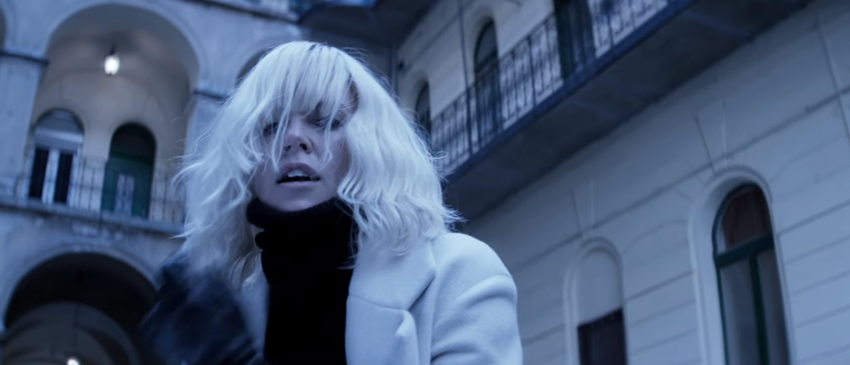 FILMES | Assista ao novo trailer de Atômica, filme de Charlize Theron!