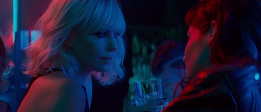 ATÔMICA | Assista ao novo clipe do filme com Sofia Boutella!