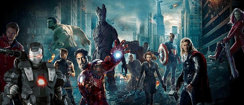 VINGADORES: GUERRA INFINITA | Cena do filme pode ter 32 heróis em tela ao mesmo tempo!