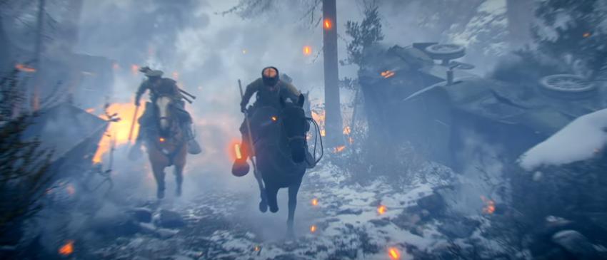 E3 2017 | Assista ao explosivo trailer da nova expansão de Battlefield 1!