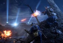 E3 2017 | Assista ao vídeo gameplay do novo mapa noturno de Battlefield 1!