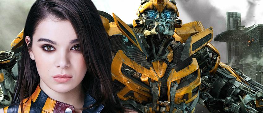 BUMBLEBEE | Hailee Steinfeld pode estrelar o primeiro derivado da franquia Transformers!