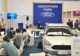 CAMPUS PARTY BRASÍLIA   Ford falará de inovação e mobilidade no evento!
