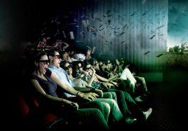 CINEMA | UCI inaugura a primeira e INCRÍVEL sala de cinema 4DX do Rio de Janeiro!