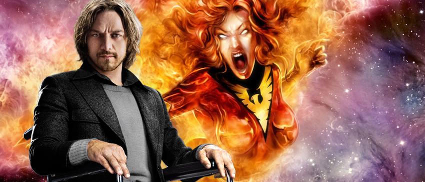 X-MEN: FÊNIX NEGRA | Veja a nova imagem do elenco do filme reunido!
