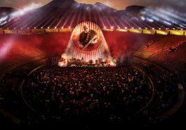 FILMES | UCI exibe o filme-concerto David Gilmour: Live in Pompeii!