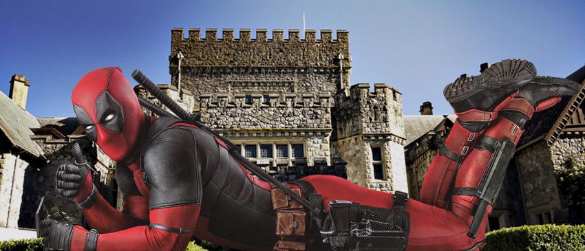 DEADPOOL 2 | Ryan Reynolds revela a primeira a imagem das filmagens da sequência!
