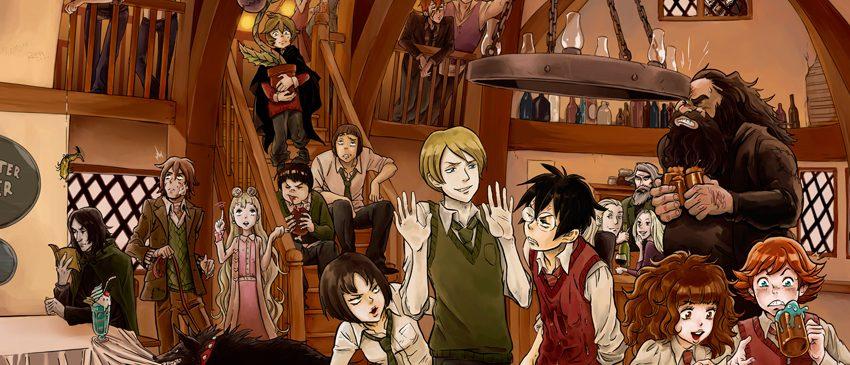 QUERO SER BRUXO | Inspire-se com a saga de Harry Potter!