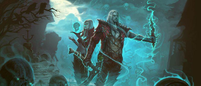DIABLO III | Conheça todas as habilidades do novo Necromante!