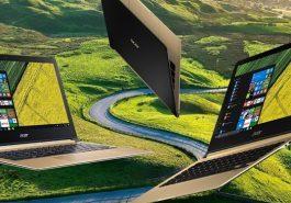 TECNOLOGIA | Acer lança novos notebooks e híbridos ultrafinos e ultapoderosos!