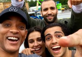 ALADDIN   Live-action chega aos cinemas em maio de 2019!