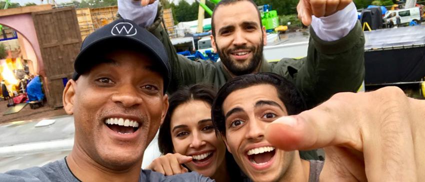 ALADDIN | Live-action chega aos cinemas em maio de 2019!