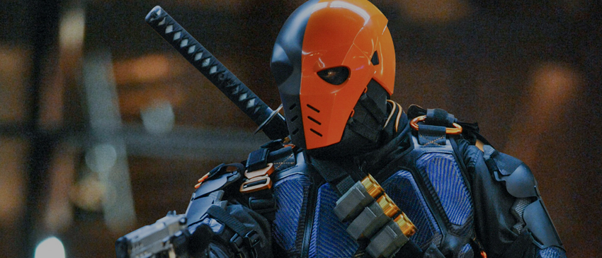 ARROW | Exterminador ensaguentado em nova imagem dos sets!