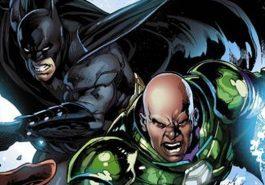 DESEJO NERD | Batman e Lex Luthor em novos colecionáveis da Iron Studios!