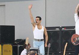 BOHEMIAN RHAPSODY | Confira um pouco da atuação de Rami Malek como Freddie Mercury!