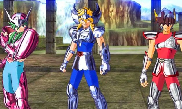 GAMES   Teste aberto de Cavaleiros do Zodíaco Online começou hoje!