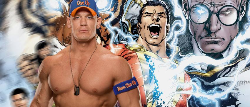 SHAZAM | Astro da WWE é o favorito para viver protagonista!